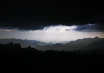 Montañas en Etiopía