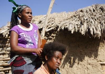 Mujeres en Tanzania