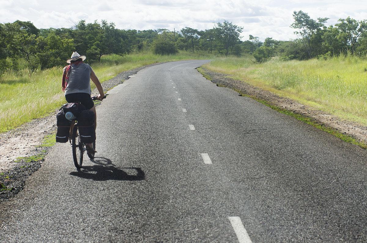 Carretera en Malawi