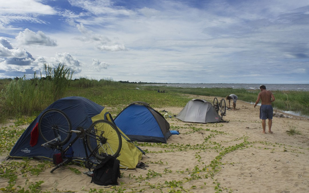 Cruzar Malawi en bicicleta