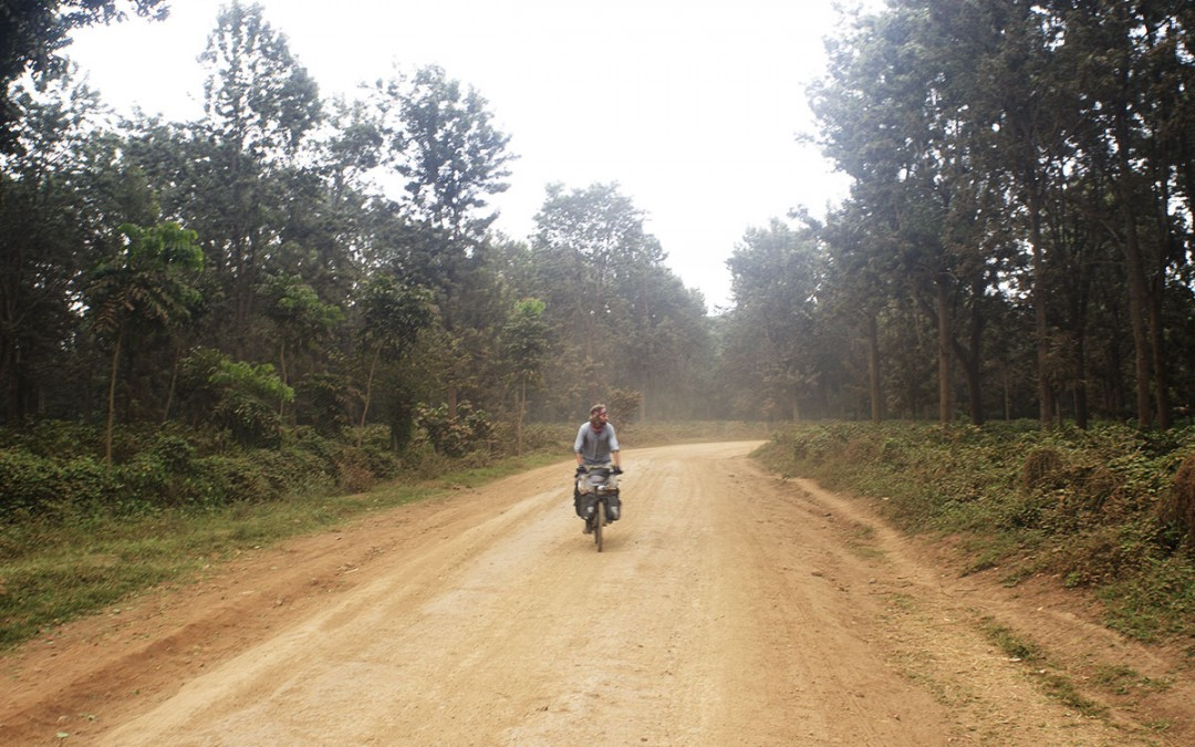 Tanzania en bicicleta
