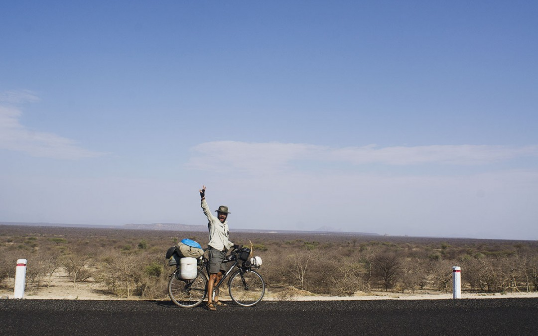 Kenya en bicicleta