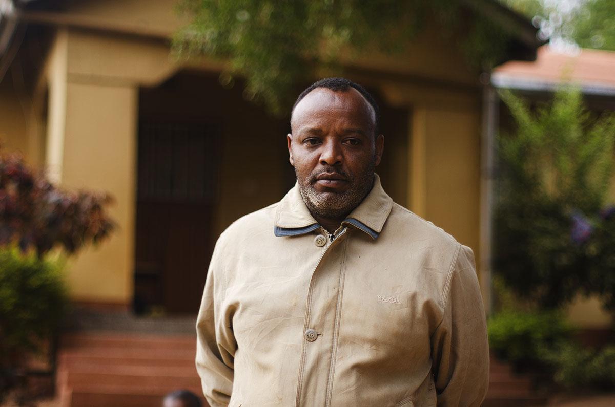 Hombre de Kenya, Marsabit