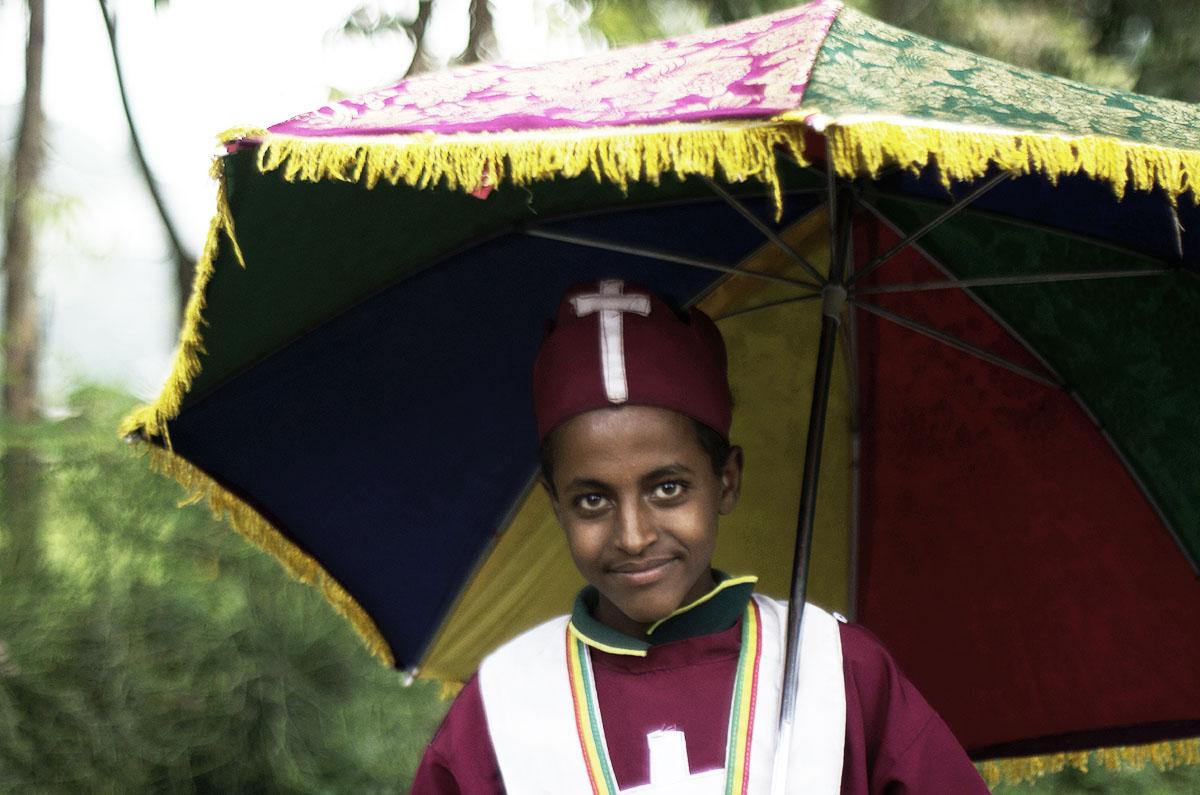Niño ortodoxo (Etiopía)