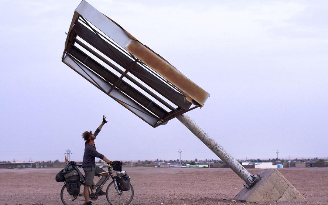 El viento en Sudán
