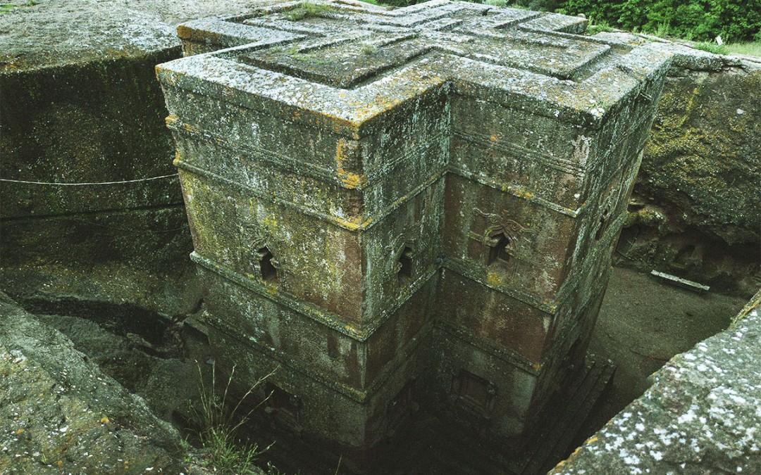 Lalibela y sus iglesias