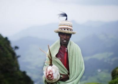 Wilson en Etiopía