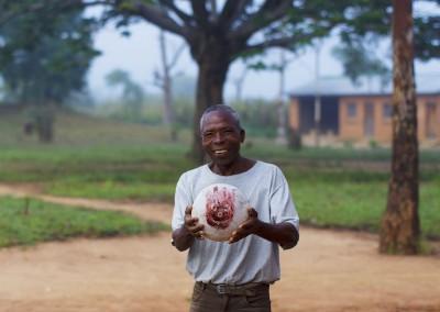 Wilson en Malawi