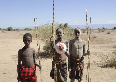Wilson en Tanzania
