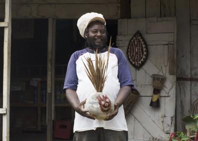 Wilson en Kenya