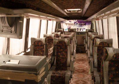 Bus Yazd-Shiraz